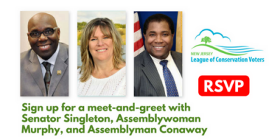 RSVP for a meet-and-greet with lawmakers from New Jersey's 7th Legislative District