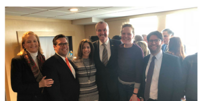 New Jersey LCV supports Gov. Murphy's leadership on climate change